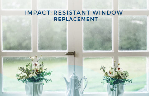 Why Consider Impact-Resistant Window Replacement Options