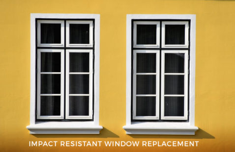 Why You Need Impact-Resistant Window Replacement for Your Florida Home