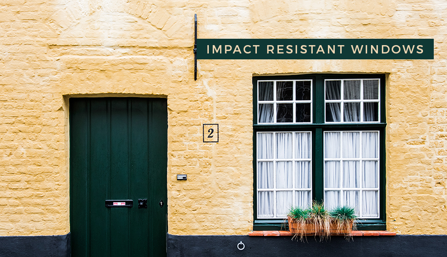 3 Key Questions to Ask When Getting Impact Resistant Windows