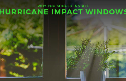 Here's Why You Should Install Hurricane Impact Windows